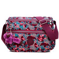 尼龙牛津布包帆包包单肩斜挎包休闲大容量旅行包新款妈妈包