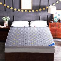 加厚床褥床垫1.5m床1.8m单人1.2米0.9米学生宿舍防潮海绵地铺睡垫