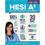 【预订】Hesi A2 Study Guide 2018-2019: Spire Study System & Hes