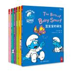 蓝精灵经典故事:中英双语版(套装共6册)