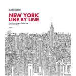 【预订】New York, Line by Line: From Broadway to the Battery