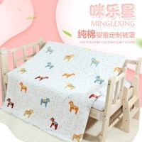 儿童被子 可拆洗冬天幼儿园婴儿床上用品儿童被子棉被宝宝棉被棉花纯棉布料活胆可拆洗