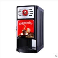 速溶咖啡机商用全自动热饮机豆浆多功能咖啡饮料奶茶一体机