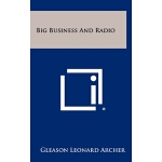 【预订】Big Business and Radio