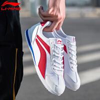 李宁板鞋男鞋春秋季经典复古潮流时尚慢跑鞋运动鞋休闲鞋AGCN231