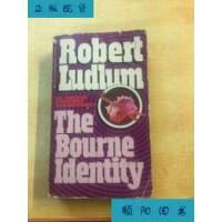 【二手旧书9成新】《THE BOURNE IDENTITY》翻译:伯恩的身份(书