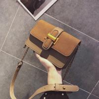 小包包女新款潮韩版时尚链条包简约百搭少女斜挎包迷你单肩包