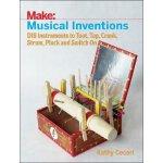【预订】Musical Inventions: DIY Instruments to Toot, Tap, Crank