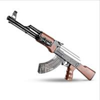 绝地求生周边手办AK47模型水弹枪穿越火线CF98kcos男孩玩具吃鸡