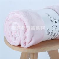 毛毯被子珊瑚绒夏季单人薄毯空调盖毯儿童婴儿沙发午睡毯子绒