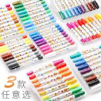 爱好油画棒36色24色旋转蜡笔水溶性宝宝幼儿园儿童可水洗画笔彩绘画画套装油化棒批发涂色安全