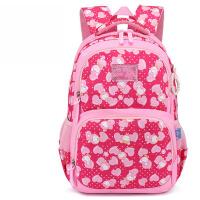 小学生书包女童儿童背包双肩包护脊双肩包负儿童包包
