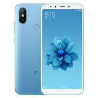 【当当自营】Xiaomi/小米6X 6GB+64GB 冰川蓝 移动联动电信4G全网通手机
