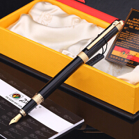 正品pimio毕加索钢笔909伦敦时空钢笔/墨水笔/铱金笔 雾金/雾银