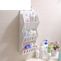 洗手间墙面台面转角洗漱化妆品收纳架卫生间浴室置物架壁挂厕所