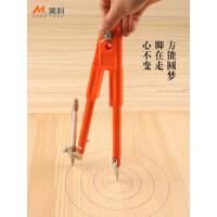 木工圆规画规工业金属大园规专业划线器特大号划规不锈钢装修绘图