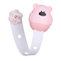 5个装儿童封抽屉锁隐形防护宝宝锁扣卡扣固定柜门柜子粘贴扣SN0550