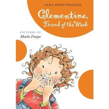 【预订】Clementine, Friend of the Week 预订商品,需要1-3个月发货,非质量问题不接受退换货。
