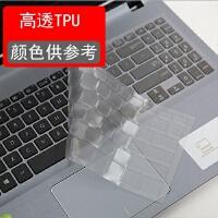 屏幕膜顽石畅玩版Y5000 笔记本电脑15.6英寸专用键盘保护膜套 高透TPU 买1送1