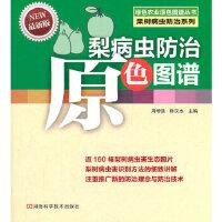 梨病虫防治原色图谱 周增强,陈汉杰 河南科学技术出版社 9787534953705
