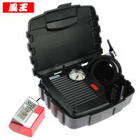 车载充气泵2107便携式带灯汽车打气泵电动打气筒轮胎冲加气机