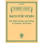 【预订】Bach for Violin - Sonatas and Partitas, 4 Concertos, an