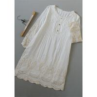 宛[T48-231]专柜品牌769正品桑蚕丝打底女装连衣裙0.23KG