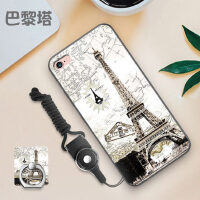 iPhone6手机壳全屏钢化膜 苹果6Plus保护套 iphone6splus 苹果6s 手机套 保护壳 个性创意男女
