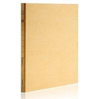 得力(deli)5914 牛皮纸系列单强力夹 黄 单只装