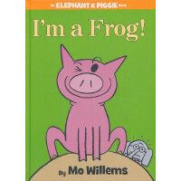 I'm a Frog! 小象小猪系列:我是一只青蛙! ISBN 9781423183051
