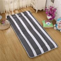 ???学生床垫绗缝款 日式榻榻米床垫 可折叠床垫 单人双人