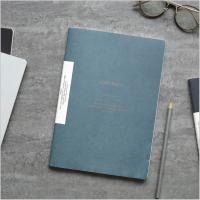 初品 CXA5046-6302D结尾车线本简约学生作业本创意文具日记本笔记本记事本子韩式风格学生学习办公单本销售图案颜