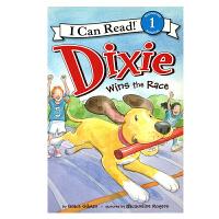 原版进口 Dixie Wins the Race [4-8岁]
