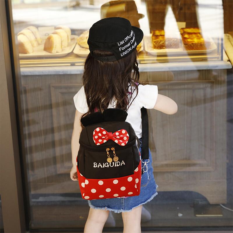 儿童书包幼儿园宝宝迷你可爱背包1-3-5岁小孩女童包包男女双肩包  支持7天无理由退换货!下单即认可本司声明与限购2件规则,超出请联系客服走团购渠道