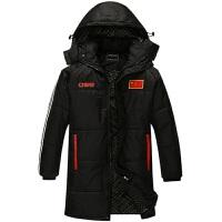 冬季新款运动棉大衣男士冬装户外防风保暖加棉长款大衣外套保暖防水抗冻