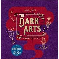 【现货】英文原版 J.K. Rowling's Wizarding World: The Dark Arts JK罗琳