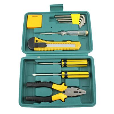 塞恩斯特ST SST 新款家用工具箱8件套维修工具套装SST03