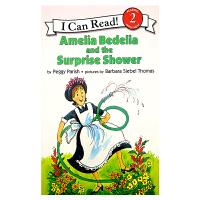 #英文原版 Amelia Bedelia and the Surprise Shower