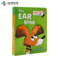 The Ear Book (Bright and Early Board Books)耳朵书 英文原版进口绘本苏斯博士