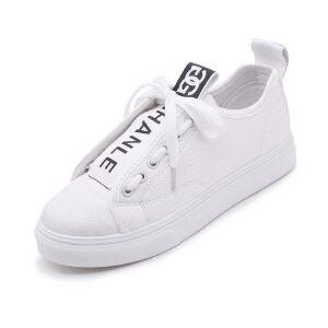 WARORWAR法国YM42-29992019新品四季休闲平底鞋舒适女鞋潮流时尚潮鞋百搭潮牌帆布鞋