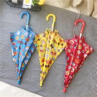 原单 出口日本男女儿童可爱卡通面包超人太阳伞轻便雨伞雨具
