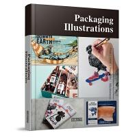 包装插画Packaging IIIustrations平面广告绘画艺术设计书籍