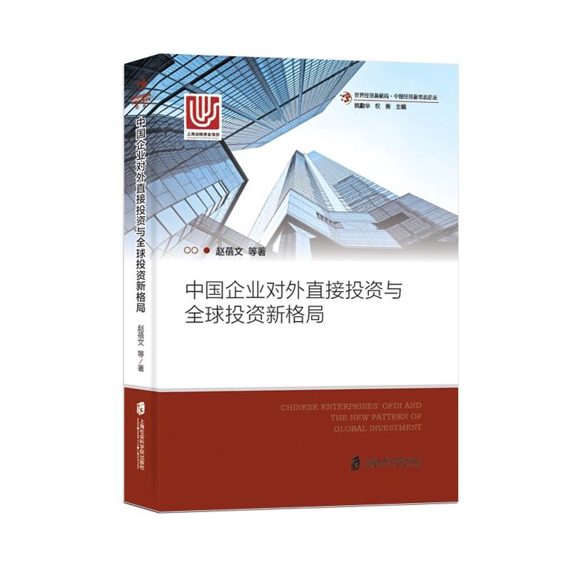 中国企业对外直接投资与全球投资新格局 了解中国企业对外直接投资和全球投资的参考书