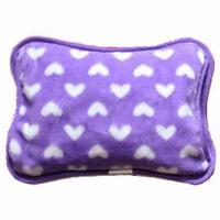 暖手宝充电毛绒暖水宝宝电热宝 热水袋暖手袋