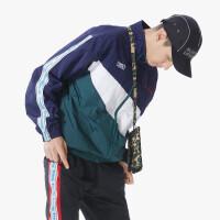 2018新款夹克男潮牌运动风夹克衫男士外套校服学生装上衣