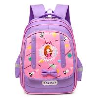 儿童书包女小学生书包双肩包女孩背包大容量女童1-3-6年级