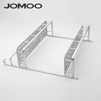 JOMOO 九牧 浴室挂件 太空铝 多功能 置物架 937012-7Z1-1