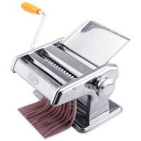 白领公社 压面机 不锈钢手动面条机家用制作馄饨皮饺子皮厨具多功能耐用厨房用品