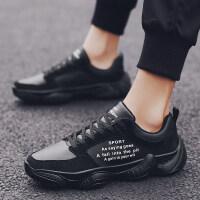 鞋子男潮鞋2019春季新款韩版英伦百搭男鞋透气休闲学生男士运动鞋