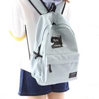 NR诺然 中学生背包男书包女双肩包防水韩版双肩背包旅行休闲包